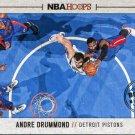 2013 Hoops Basketball Card Board Members #23 Andre Drummond