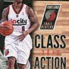 2013 Hoops Basketball Card Class Action #1 Damian Lillard