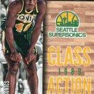 2013 Hoops Basketball Card Class Action #24 Shawn Kemp