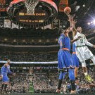 2013 Hoops Basketball Card Courtside #10 Rajon Rondo