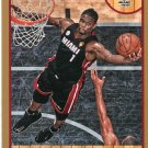 2013 Hoops Basketball Card Gold Parallel #47 Chris Bosh