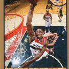 2013 Hoops Basketball Card Gold Parallel #122 Kevin Seraphin