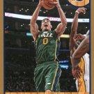 2013 Hoops Basketball Card Gold Parallel #171 Enes Kantor