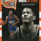 2013 Hoops Basketball Card Hall of Fame Heros #18 Joe Dumars