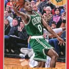 2013 Hoops Basketball Card Red Parallel #11 Avery Johnson