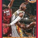 2013 Hoops Basketball Card Red Parallel #59 Paul George