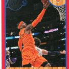 2013 Hoops Basketball Card Red Parallel #113 Carmelo Anthony