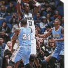2015 Hoops Basketball Card #102 Kevin Garnett