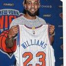 2015 Hoops Basketball Card #129 Derrick Williams