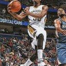 2015 Hoops Basketball Card #136 Norris Cole