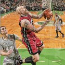 2015 Hoops Basketball Card #137 Chris Anderson