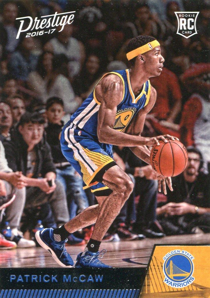 2016 Prestige Basketball Card #184 Patrick McCaw