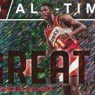 2016 Prestige Basketball Card Clear #25 Chris Paul