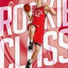 2016 Prestige Basketball Card Rookie Class #8 Jakob Poeltl