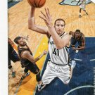 2015 Hoops Basketball Card #182 Kosta Koufos