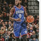 2015 Hoops Basketball Card #183 Jakarr Sampson