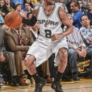 2015 Hoops Basketball Card #206 Patty Mills