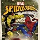 2017 Hot Wheels Spiderman #5 Golden Arrow
