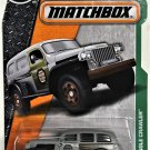 2017 Matchbox #106 Jungle Crawler