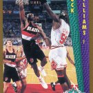 1992 Fleer Basketball Card #269 Buck Williams