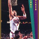 1992 Fleer Basketball Card #277 Kenny Walker