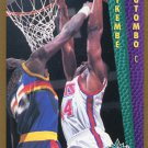 1992 Fleer Basketball Card #286 Dikembe Mutombo