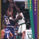 1992 Fleer Basketball Card #287 Robert Parish