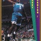 1992 Fleer Basketball Card #292 Larry Johnson