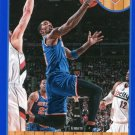 2013 Hoops Basketball Card Blue Parallel #187 J R Smith