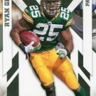 2010 Epix Football Card #37 Ryan Grant