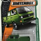 2017 Matchbox #95 Volkswagen Transporter Cab