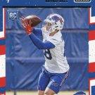 2016 Donruss Football Card #317 Glenn Gronkowski