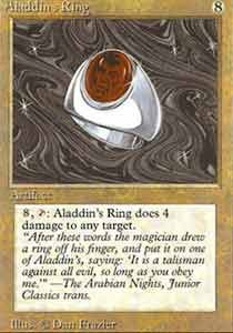 Aladdin's Ring (Revised)