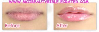LIPICE PINK LIPS LIPGLOSS QUICKLY CHANGE TREATMENT LIPSTICK( Free SHipping Worldwide!!!)