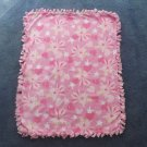 Pink Fairy Fleece Baby Blanket