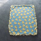 Ducks Fleece baby blanket