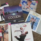 LASER DISC MOVIES 6 PEGGY SUE SURRENDER ONLY THE LONELY COCOON MORE!!!!!!!!!!!!
