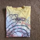 INKSLINGERS XL Bright Multi Colored Tattooed Graphic TEE