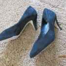 Black Suede Pumps  6  61/2 NEW DRESS Shoe