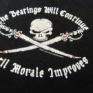 "DISNEYLAND S Pirates Tee  ""The Beatings Will Continue Until The Morale Improves"""
