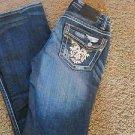 R.E.U.S.E. Jeans 26 X 32 Low Rise Boot Cut Conscious Consumption