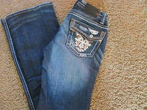R.E.U.S.E. Jeans 26 X 32 Low Rise Boot Cut Conscious Consumption
