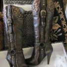 BOOTS: EL DANTES FASHION WESTERN BOOT  MADE IN SPAIN 38