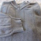 TOMMY BAHAMA XL GRAY Sweater Pullover EUC