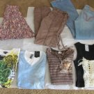 MIXED LOT WOMENS SMALL/MED Hollister NTW One World Dereon 7 Items