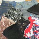 MIXED LOT Cache  Pilotto Ferriday New York & Co BCBG Playboy Silver Tops Dress