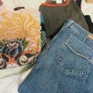 WOMENS Mixed Lot Jeans Tops Dresses Bloomingdales Bisou Machine Paige Nu!