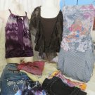 CLOTHING LOT Machine Earl Skinny Minnie BEBE Isa Rodriguez Jeans Skirts Tops !