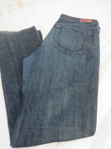 AG ADRIANO GOLDSCHMIED Jeans The Catwalk 31R Pima Cotton Straight