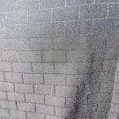 NEW DRAGONFLY SHIRT L Black Solid Brick Pattern Plain Pocket Dress Casual
